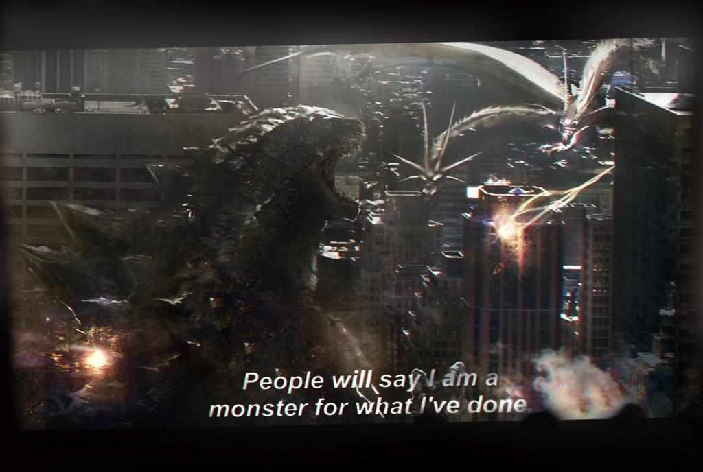 Godzilla 2018 fanart | Godzilla | Know Your Meme