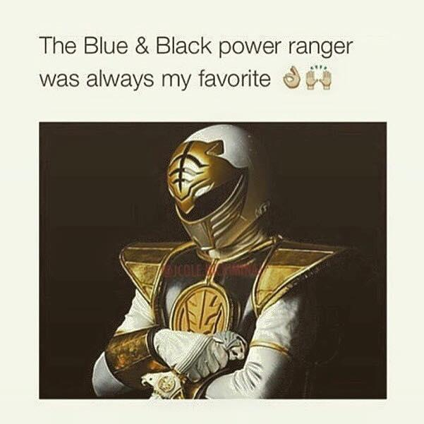 Blue And Black Power Ranger Thedress What Color Is This Dress