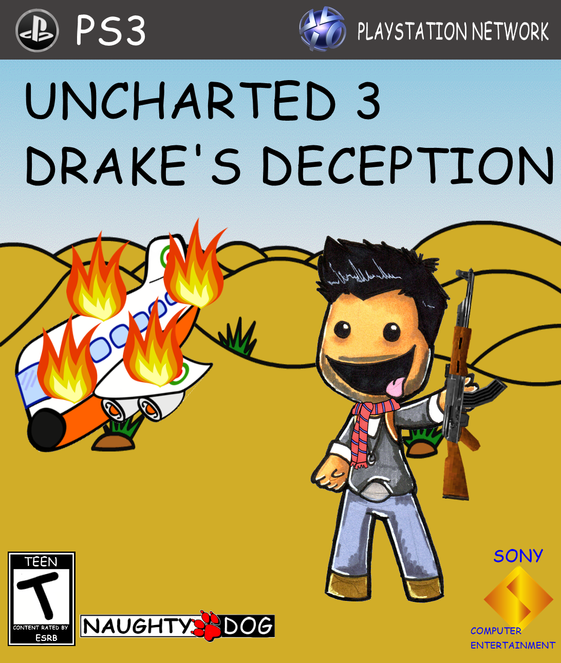 Uncharted 3 In Clipart Clip Art Covers Know Your Meme