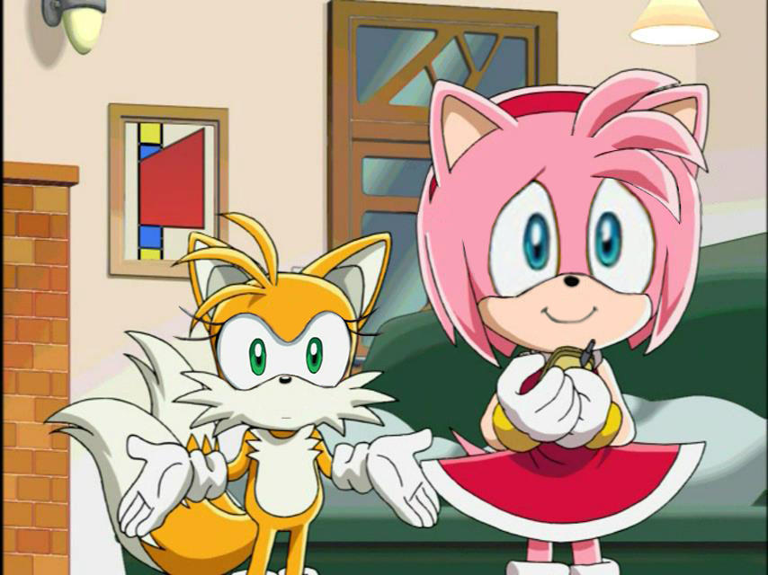 Amy And Tails Face Swap 2 Face Swap Know Your Meme