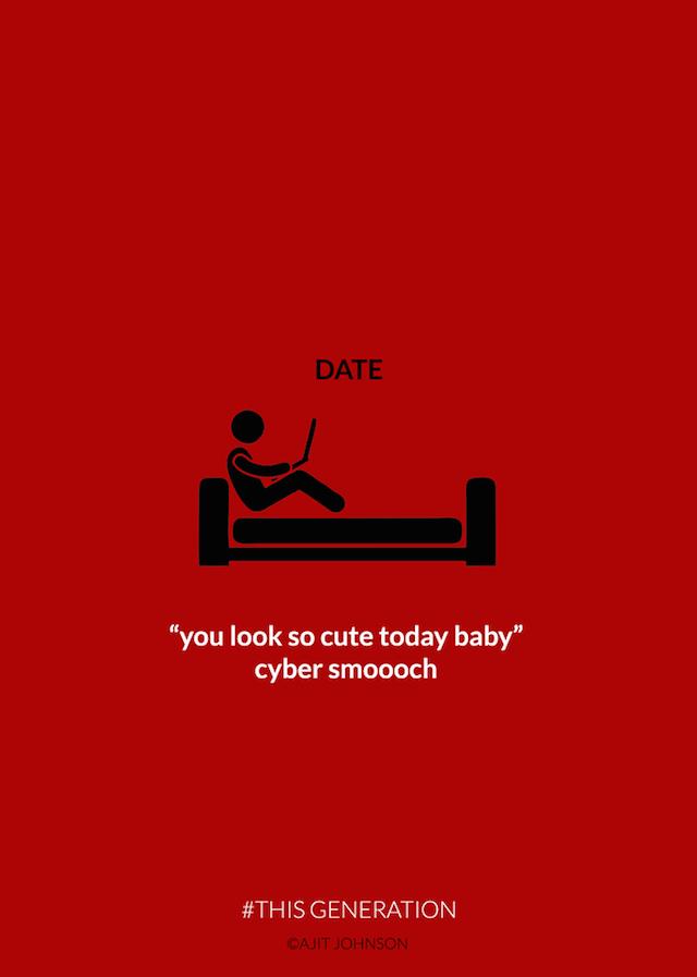 Dating generation meme