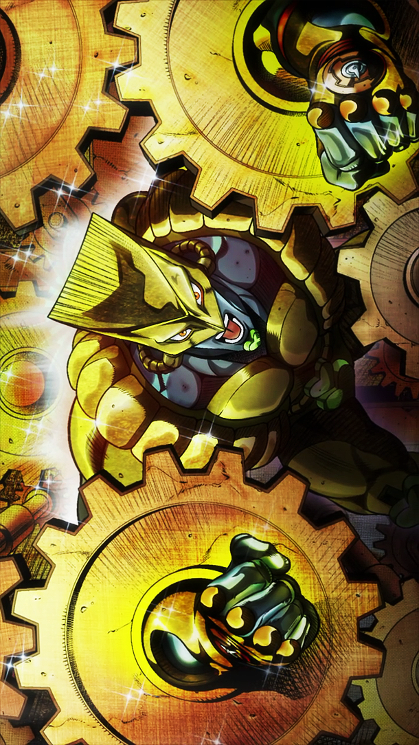 Za Warudo Desktop Background Edition Jojo S Bizarre Adventure Know Your Meme