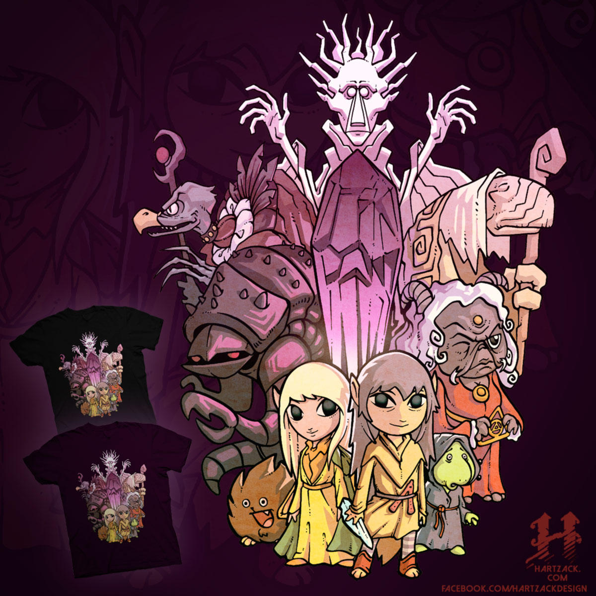 The Legend Of The Dark Crystal Crossover Know Your Meme Many of them realised the danger, many of them disowned the belief, just. legend of the dark crystal crossover