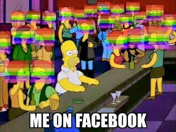 Gay bart homer simpson