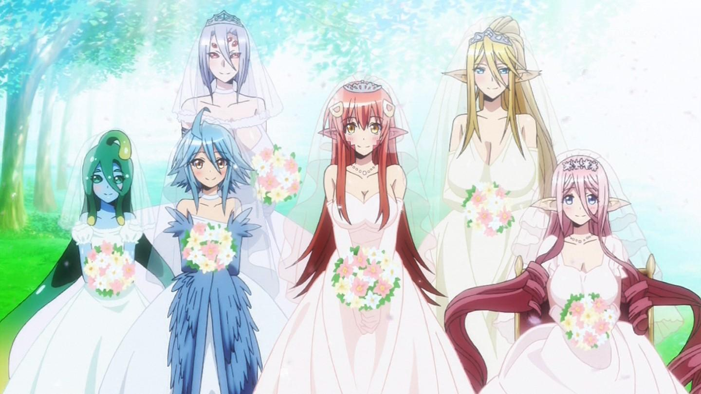 Choose Your Waifu Monster Musume Daily Life With Monster Girl