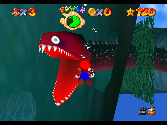 That Fucking Eel Super Mario 64 Know Your Meme