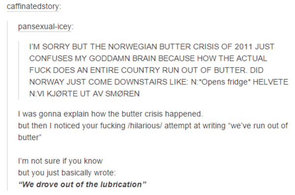 Norwegian Is A Wonderful Language Tumblr Know Your Meme
