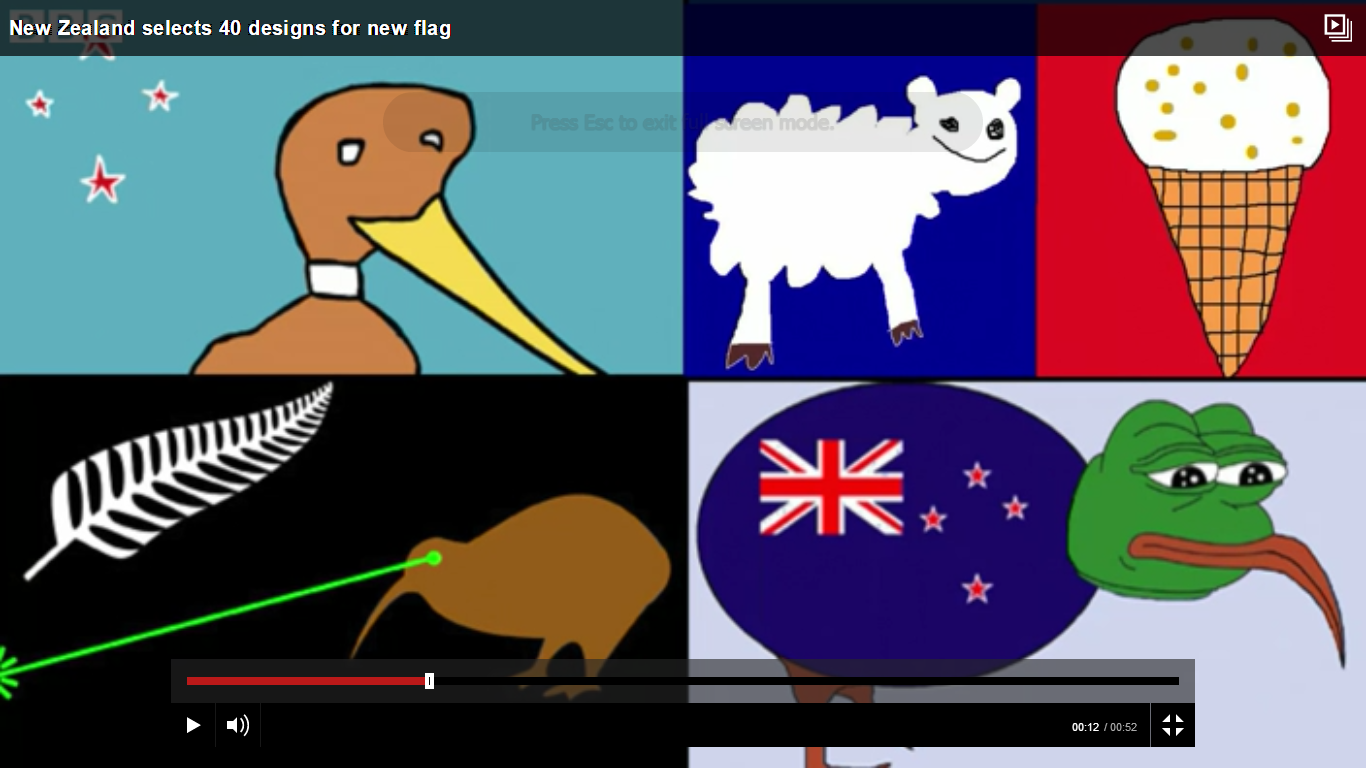 tfw not new zealand s flag pepe the frog know your meme