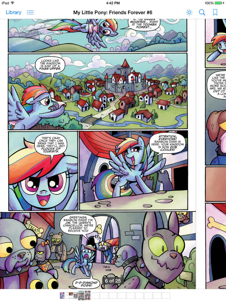 From My Little Pony Friends Forever #6 | 20% Cooler | Know