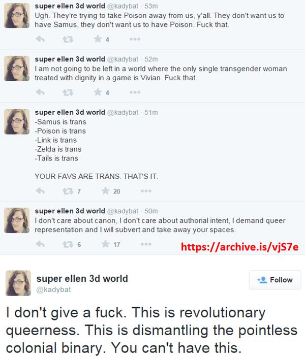 Ellen McGordy on Criticism against