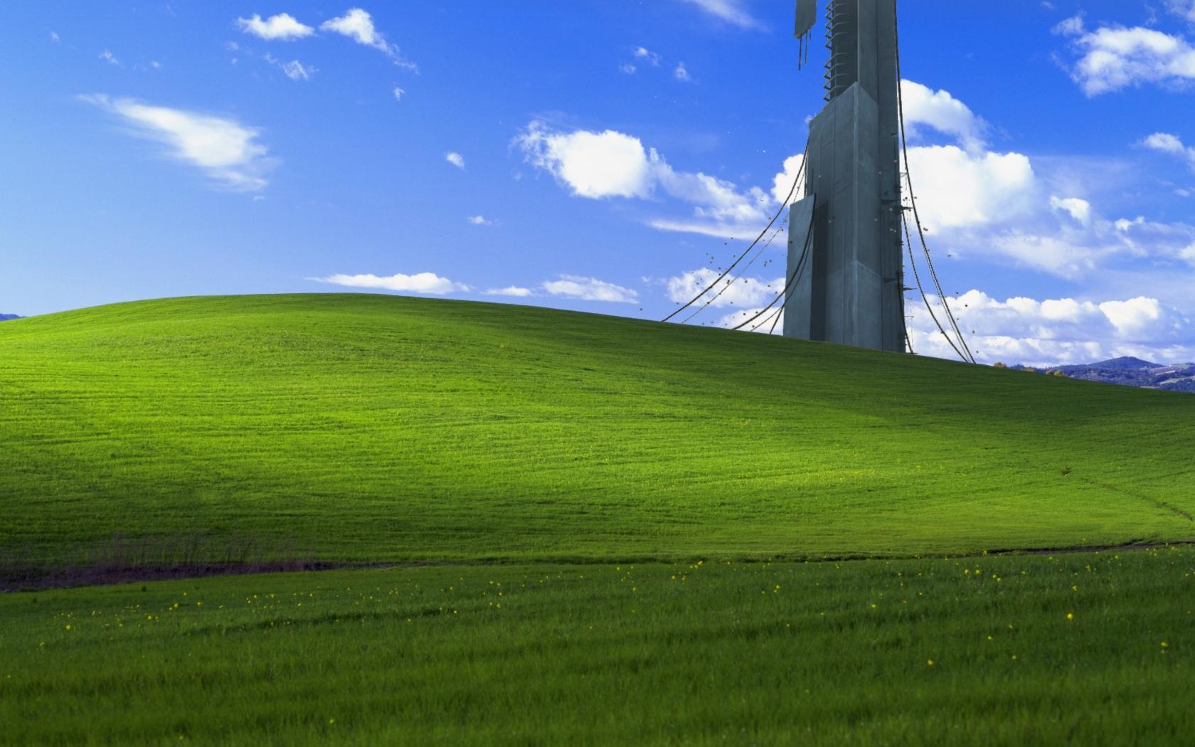 half-life 2 | windows xp bliss wallpaper | know your meme