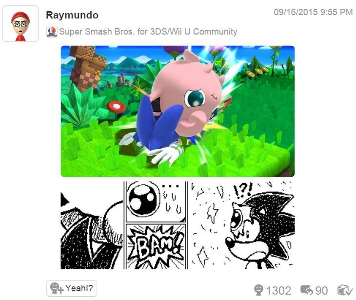 Jigglypuff The Balloon Pokemon Super Smash Brothers Know Your Meme