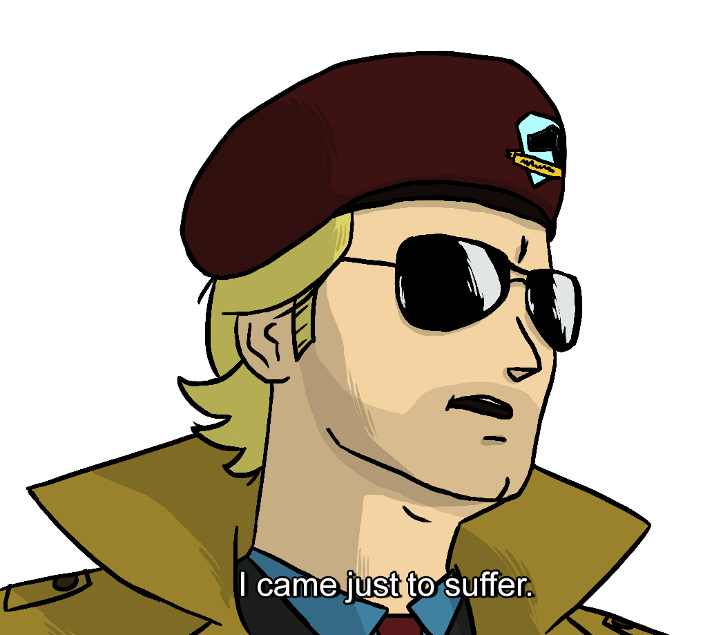 Why Are We Still Here Metal Gear Solid V Know Your Meme ] bbe kaz ewe second in command to the best soldier. metal gear solid v