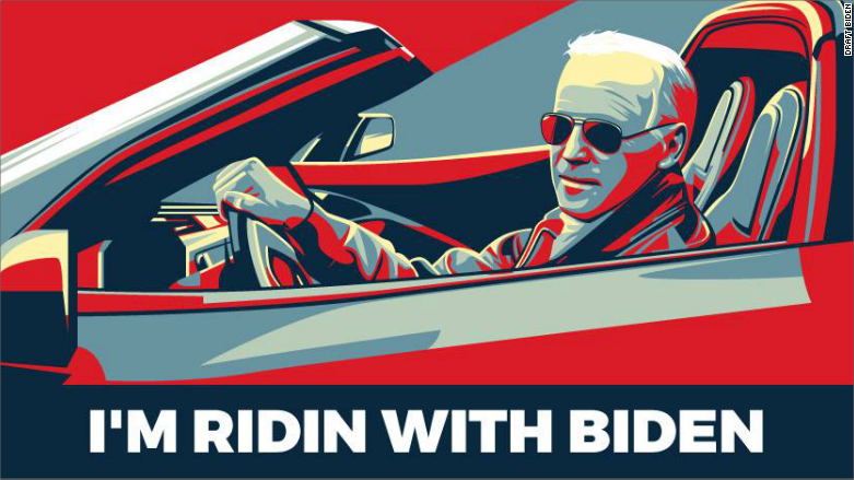 I'm Ridin' With Biden | Joe Biden | Know Your Meme