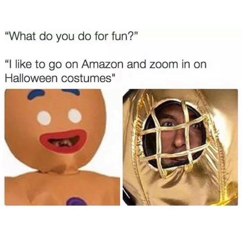 Halloween connaissez votre meme