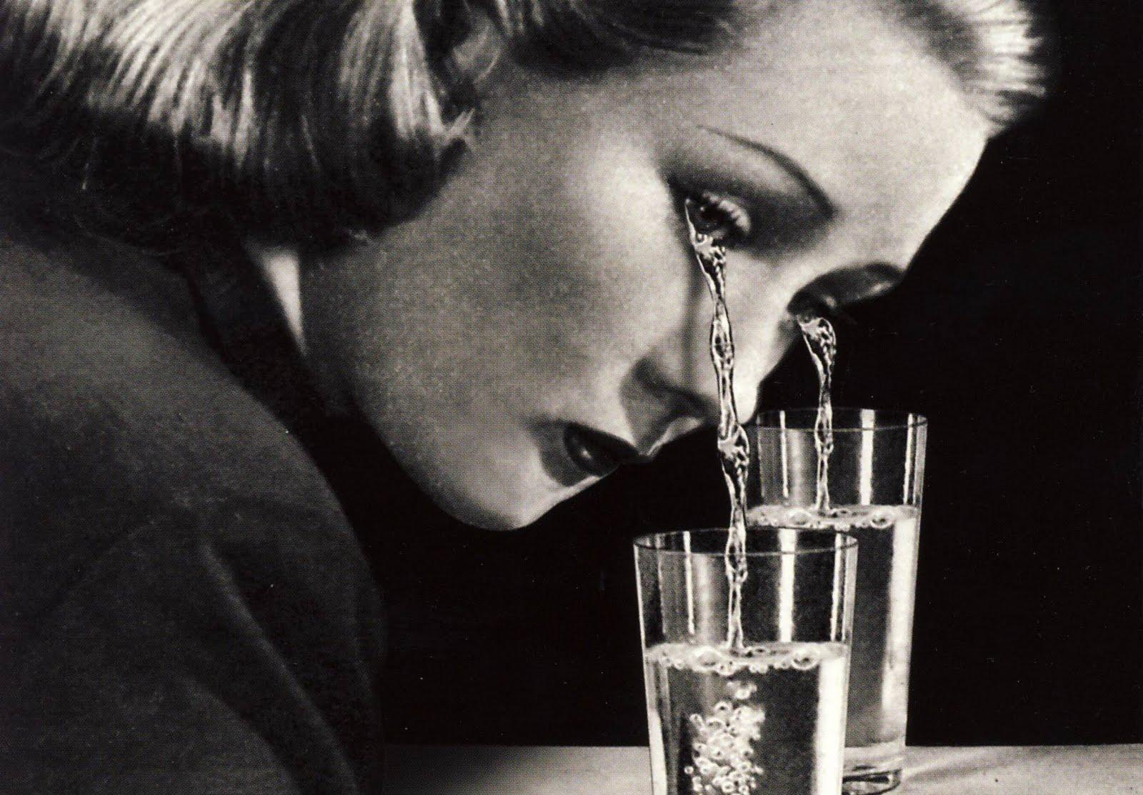 Image result for tears filling up their glasses