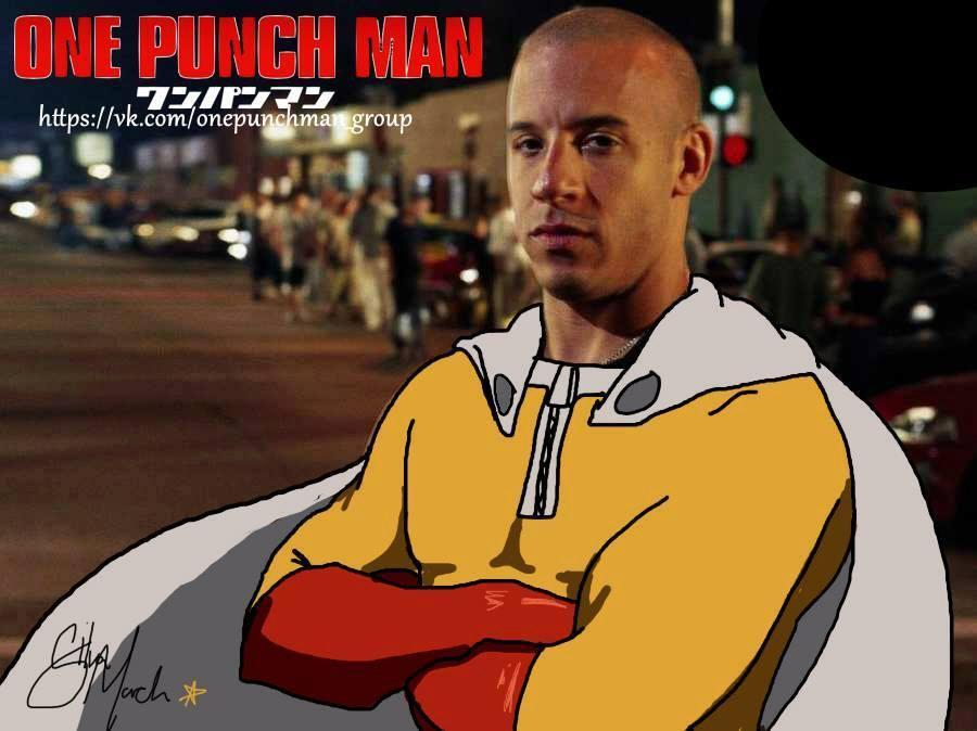 Live-action One-Punch Man | One-Punch Man | Know Your Meme