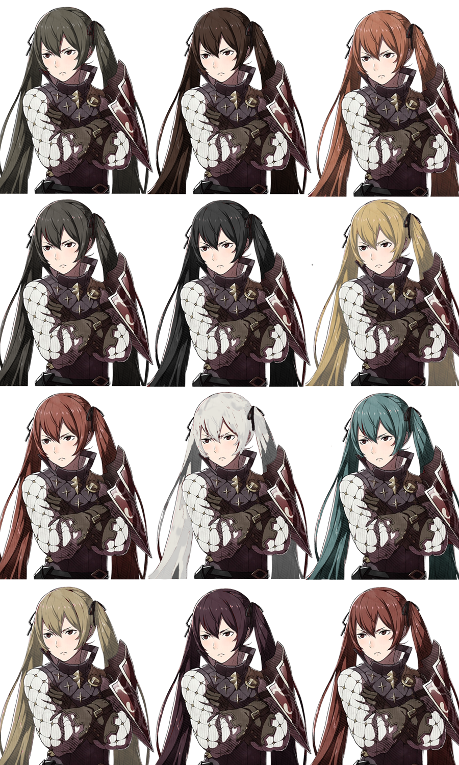 Severa if she still had her hair color as Luna | Fire Emblem