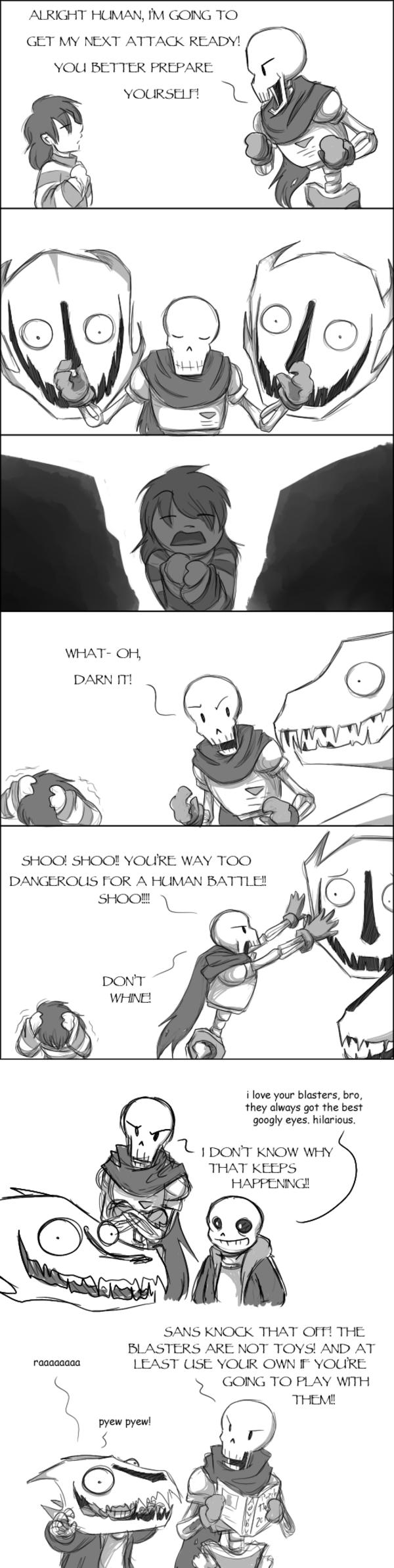 Blaster Fun | Undertale | Know Your Meme