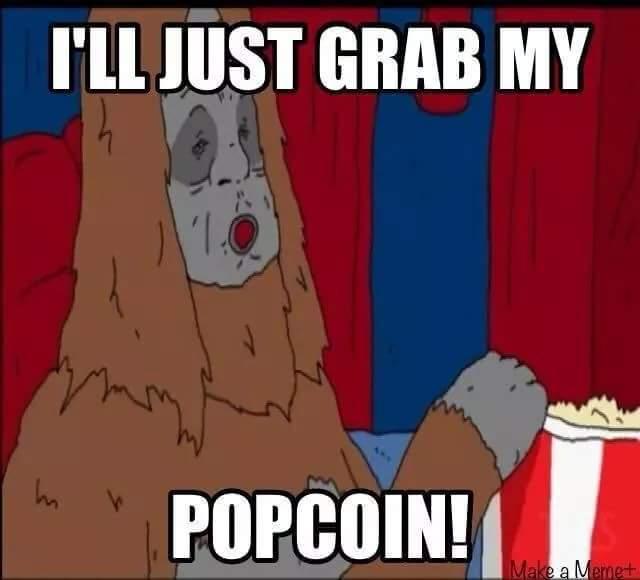 The Big Lez Show - Popcorn | The Big Lez Show | Know Your Meme