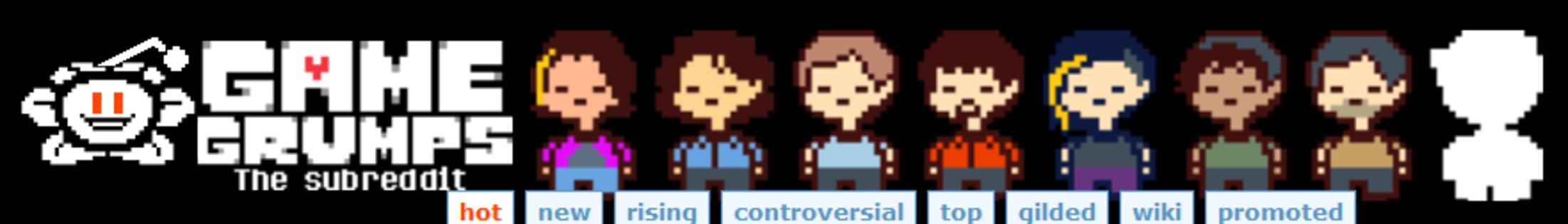 R Gamegrumps Header Undertale Know Your Meme