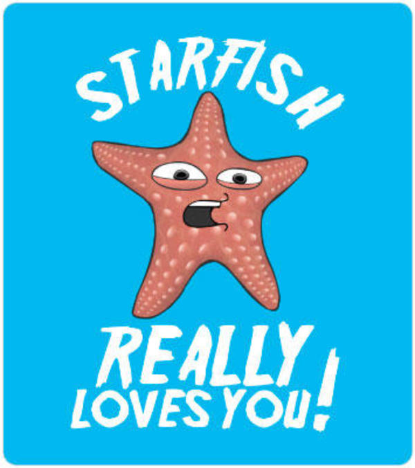 STARFISH LOVE ME