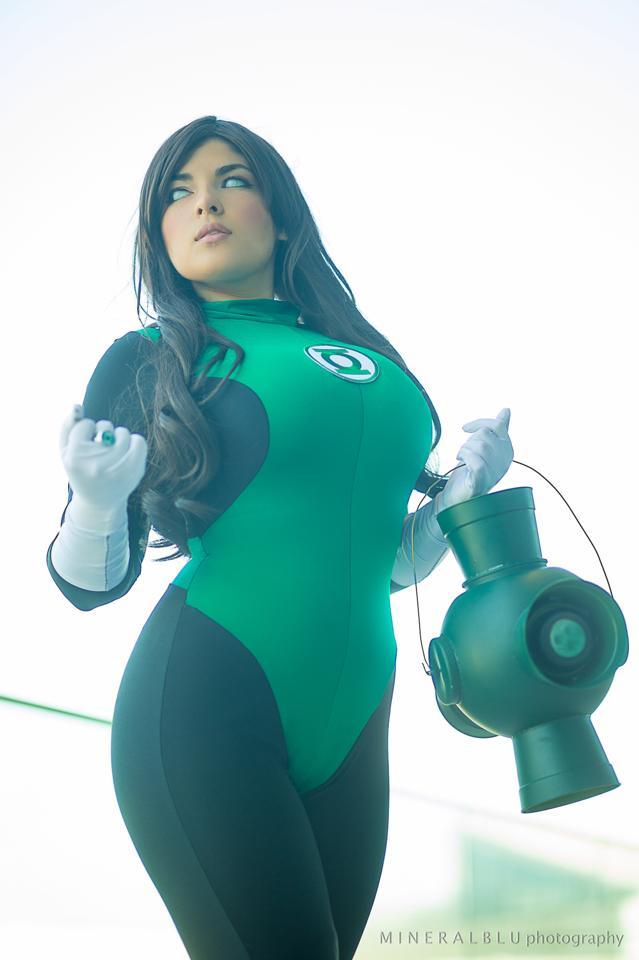 MINERALB L. U photography Green Lantern Green Arrow Diana Prince Green Lantern Corps wetsuit  sc 1 st  Know Your Meme & Green Lantern by Mariedoll | Cosplay | Know Your Meme
