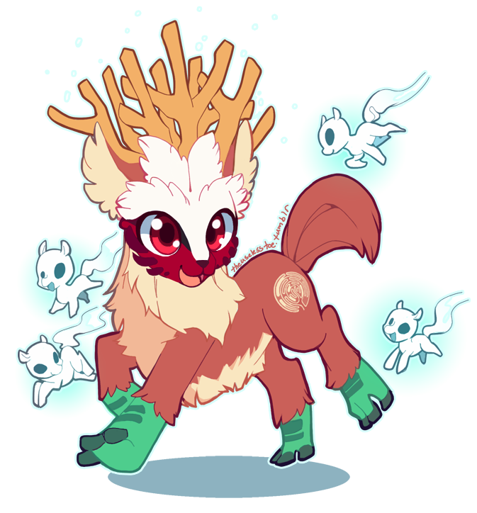 My Little Forest God 1 Ponify Know Your Meme