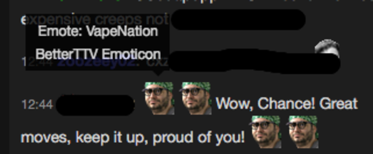 Twitch Emote | Vape Nation | Know Your Meme