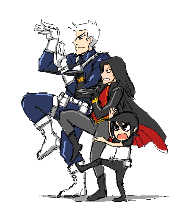 Family Bonding Yotsubato Pose Know Your Meme