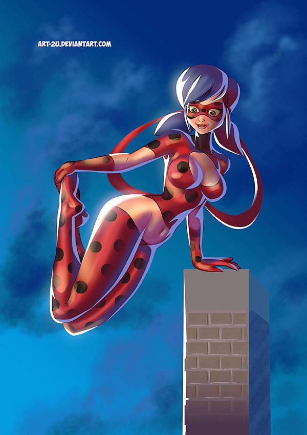 Nackt miraculous sexy Ladybug Miraculous