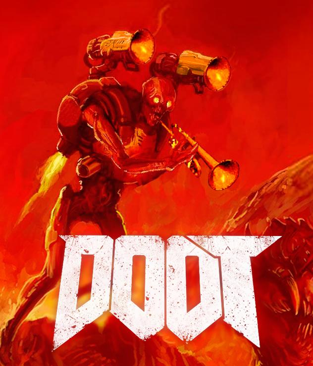 The Ultimate Doot Skull Trumpet Doot Doot Know Your Meme