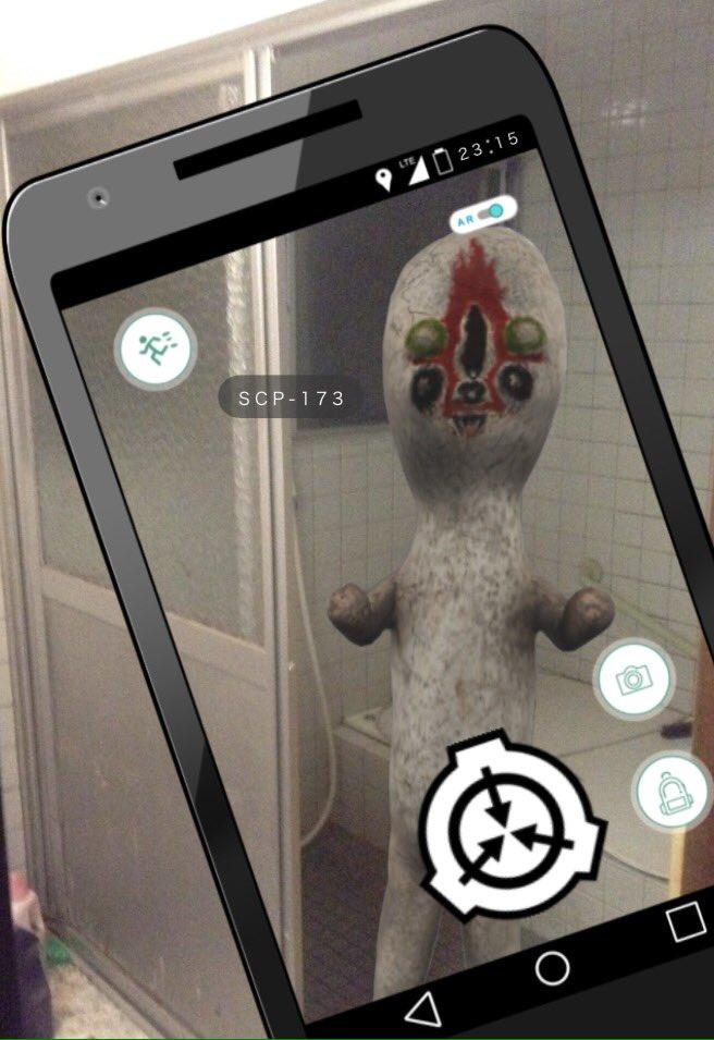 Scp Go Pokémon Go Know Your Meme