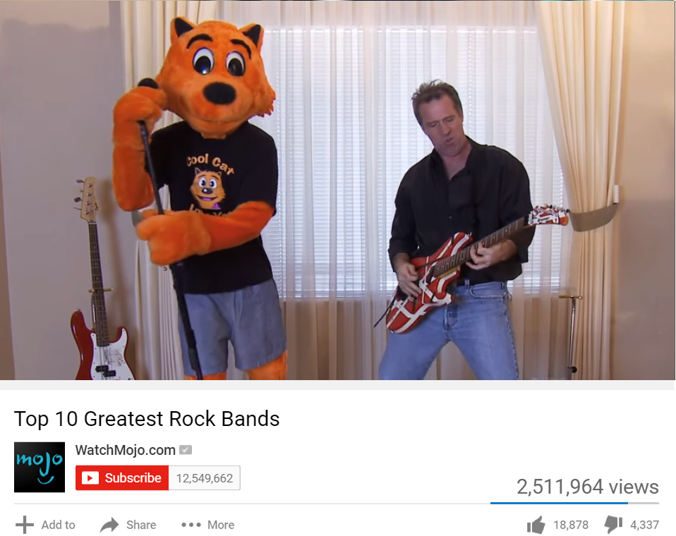 Top 10 Greatest Rock bands of all Time | Top 10 Anime List