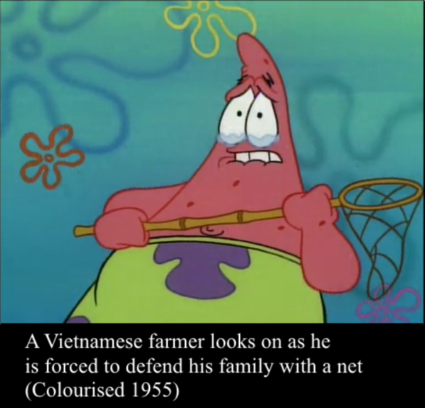 I Know Fuck All About The Vietnam War Fake History Know Your Meme