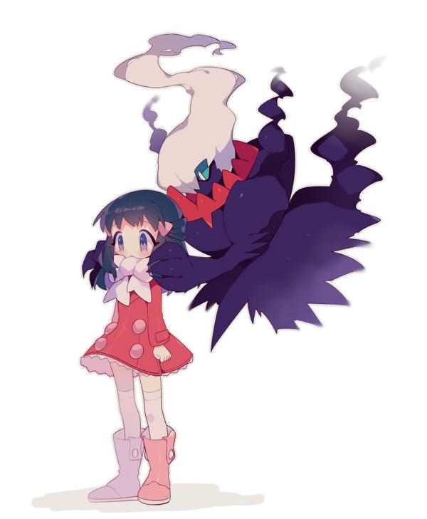 dawn and darkrai pokémon know your meme