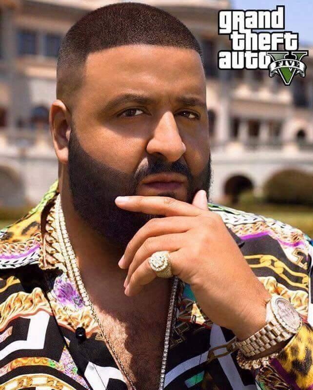 GTA 5 Loading Screen | DJ Khaled | Know Your Meme