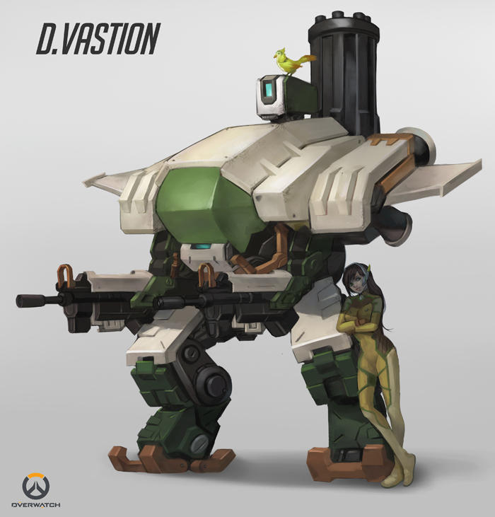 D Vastion | Overwatch | Know Your Meme