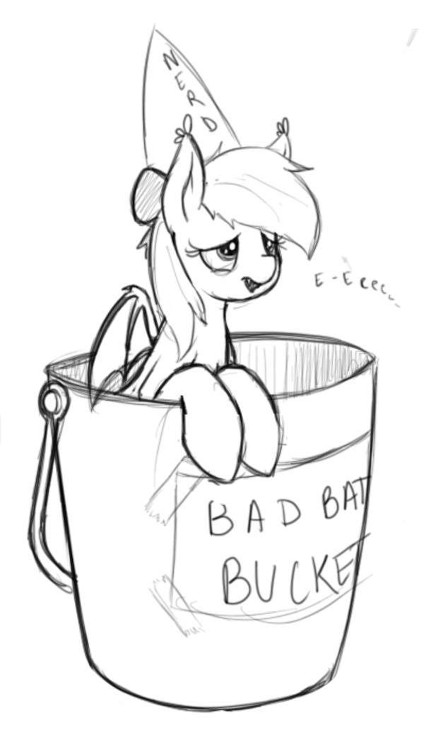 Bad Bat Bucket