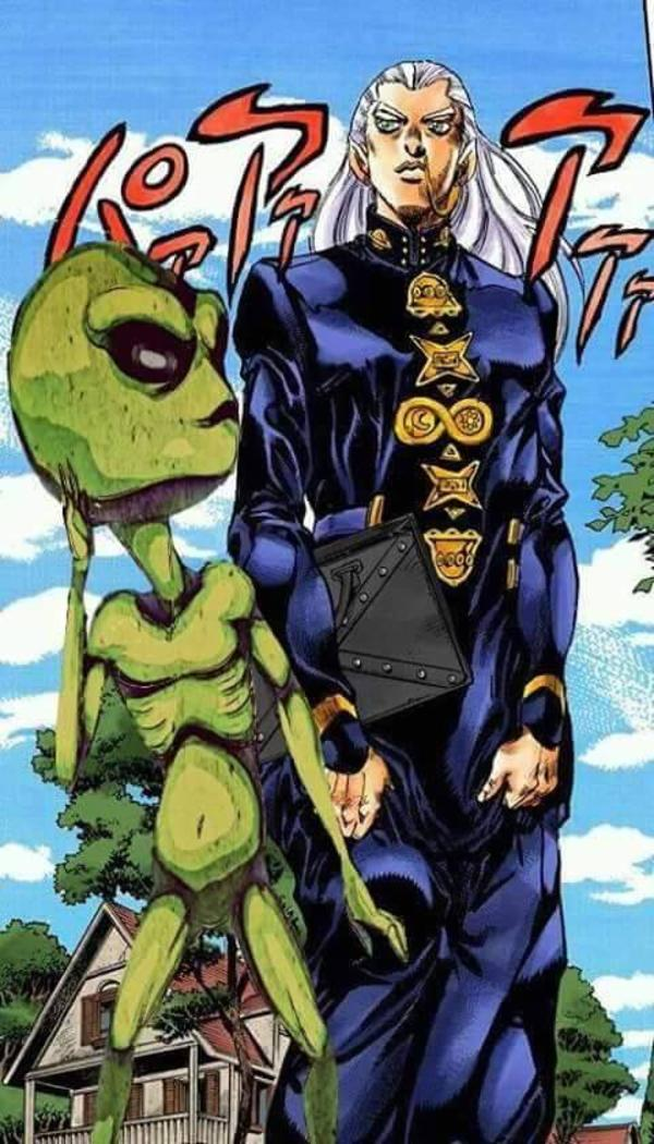 Mikitaka's Stand | Marcianito 100% Real No Fake | Know Your Meme