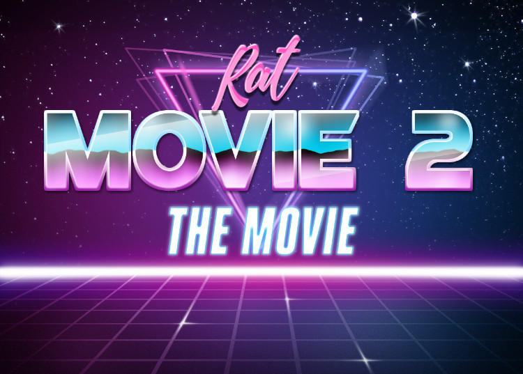 80's rats | Retrowave Text Generator | Know Your Meme