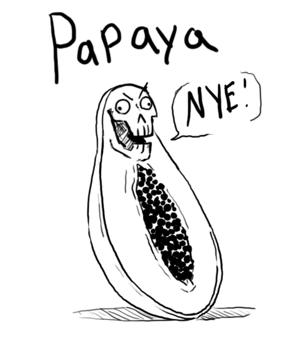 Papaya | Undertale | Know Your Meme