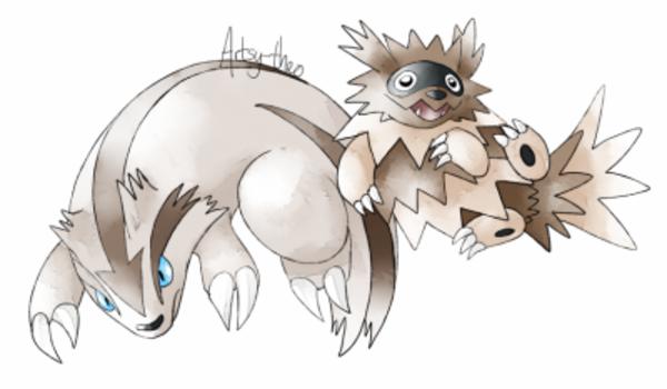 pokemon linoone strategy - 600×350