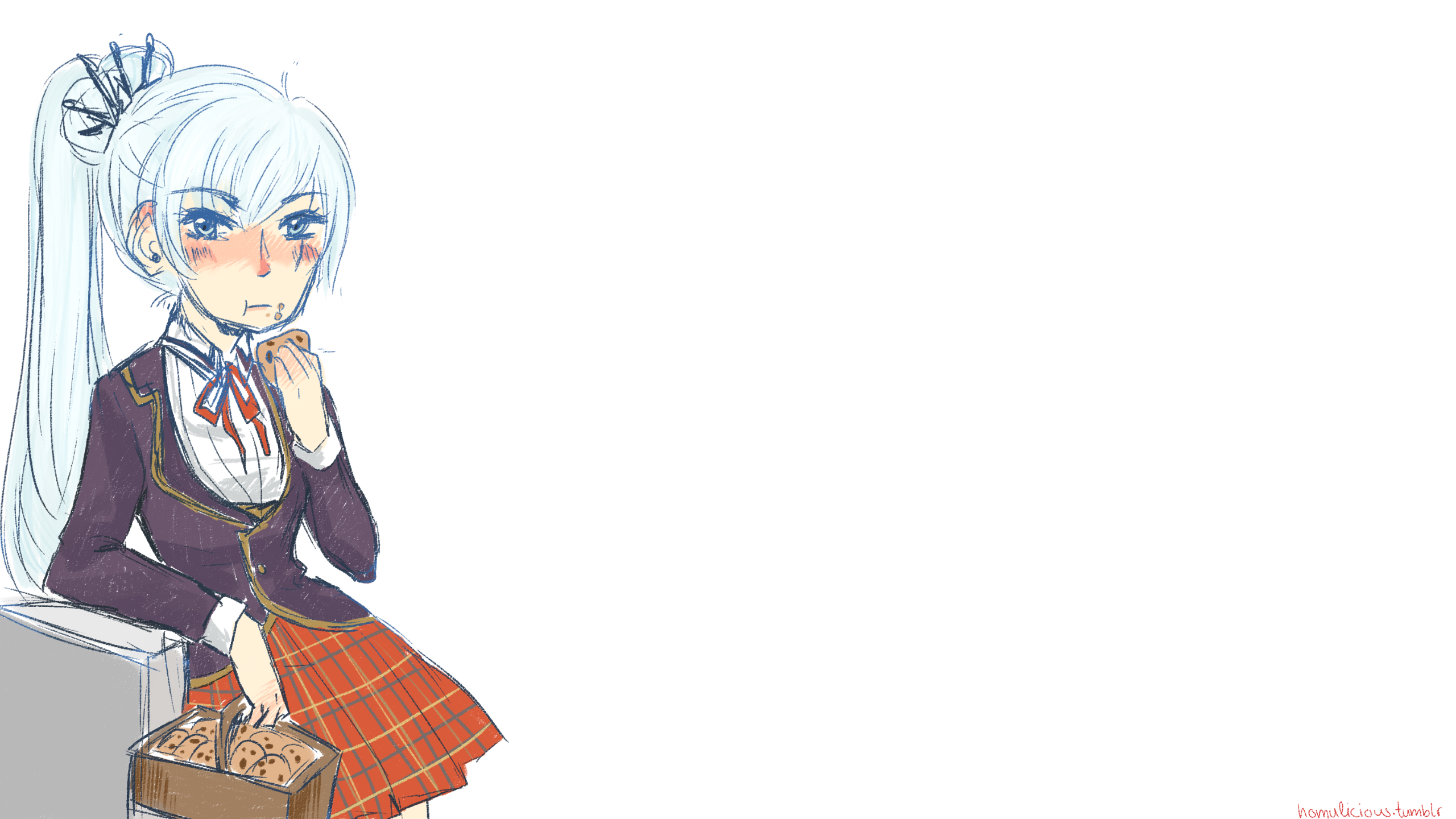 A 1440p Wallpaper Based On An Old Upload From Years Ago Rwby Know Your Meme