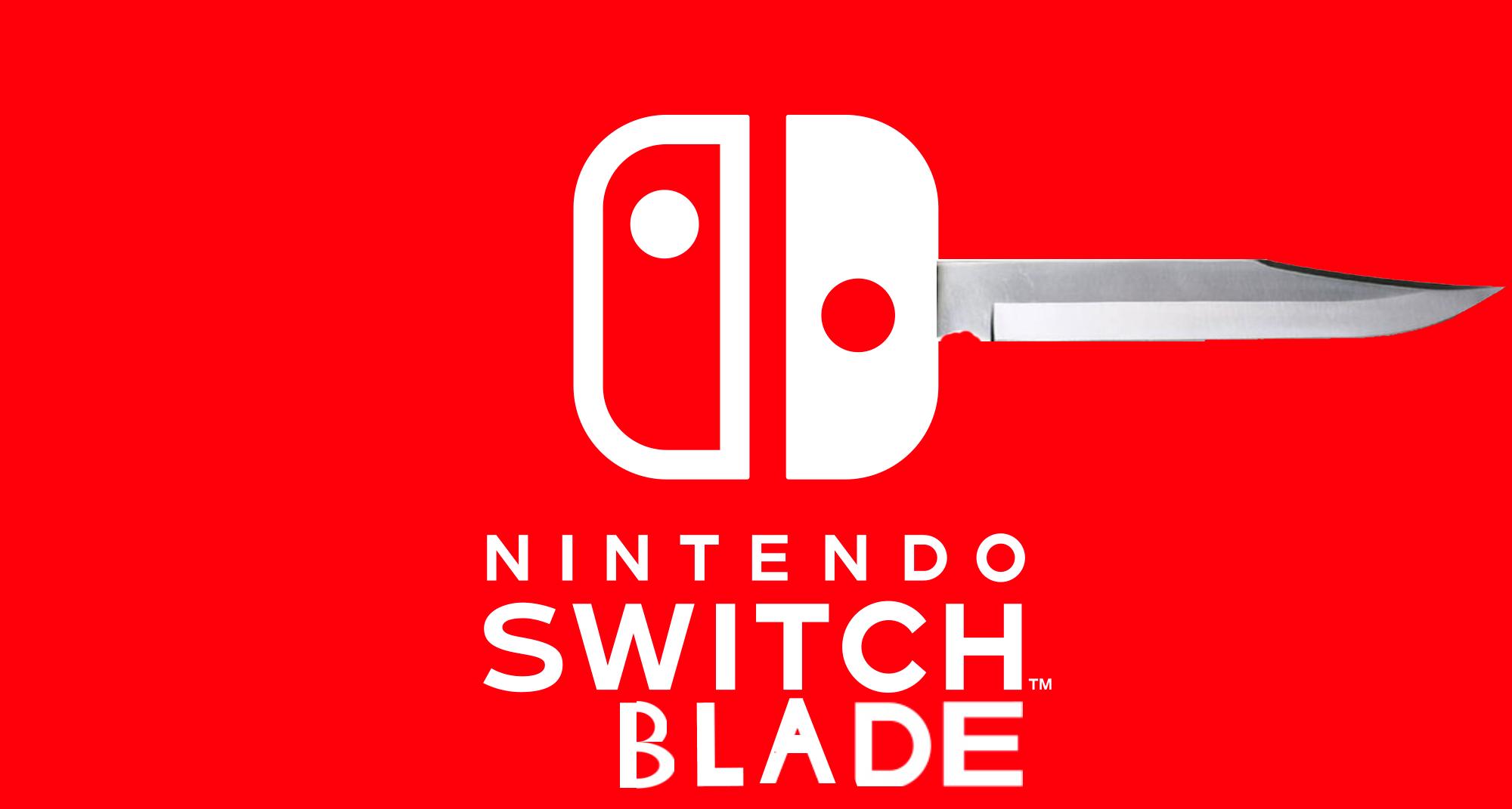 Nintendo Switchblade | Nintendo Switch | Know Your Meme