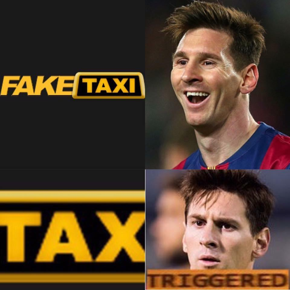 Fake Taxi Triggered Comics Know Your Meme