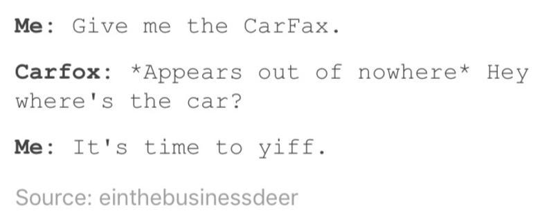 Carfucks Furries Know Your Meme