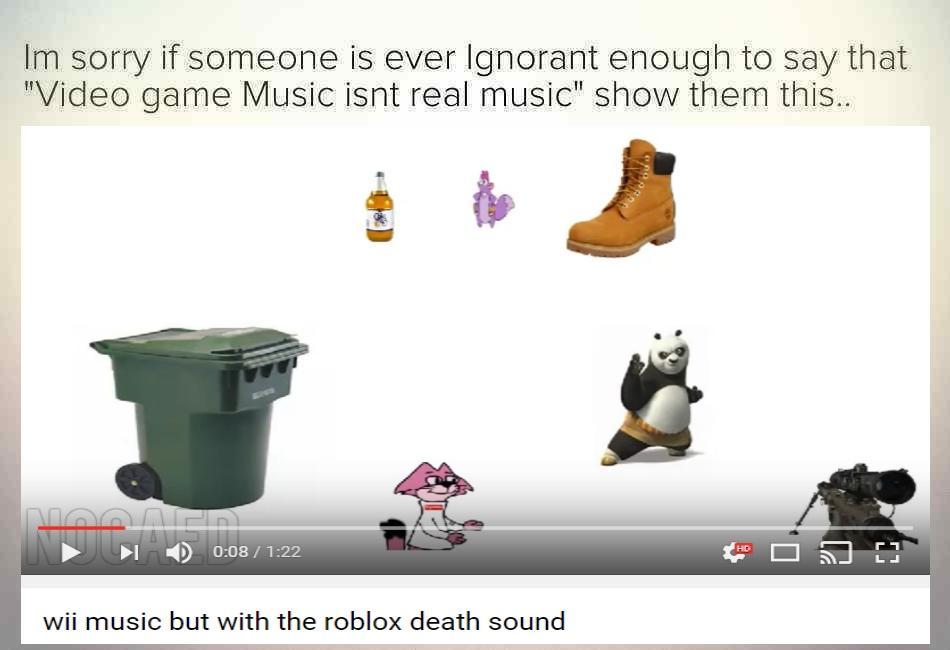 Soundwave Roblox Roblox Death Sound Replacement Remixes Know Your Meme
