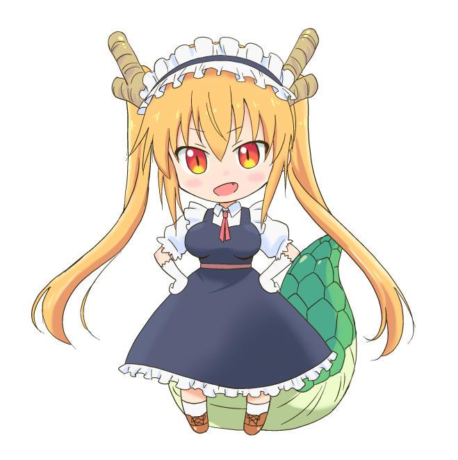 トールさん | Miss Kobayashi\'s Dragon Maid | Know Your Meme