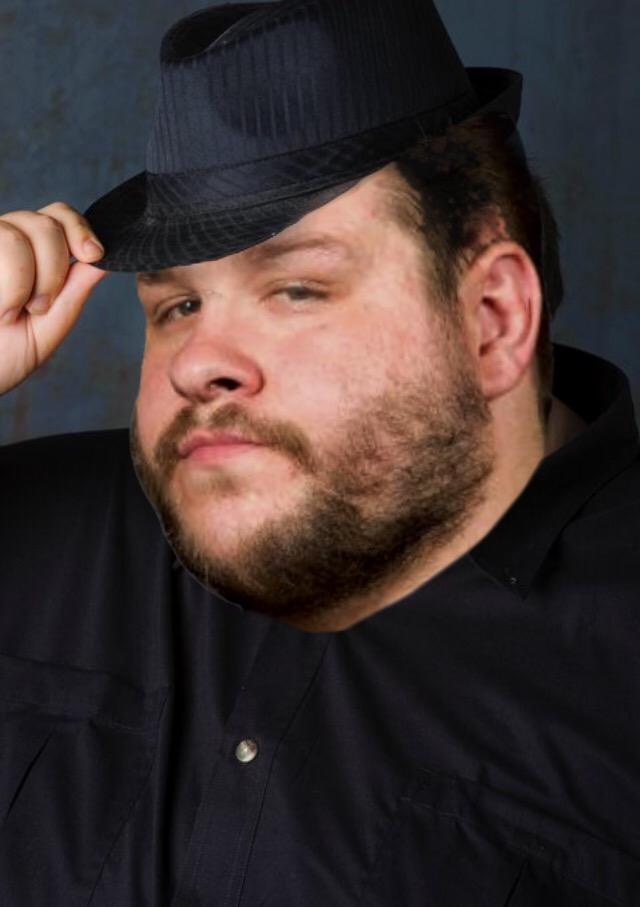 Owens Shopped Onto The Tips Fedora Guy Professional Wrestling